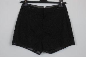 G-Star Shorts Gr. S schwarz mit Stickereien (18/7/194)