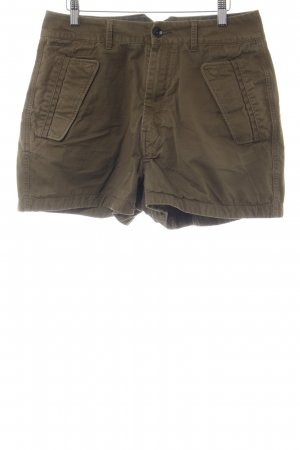 G-Star Shorts khaki-grey brown casual look