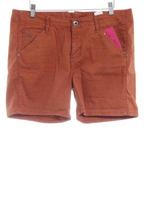 G-Star Shorts orange Casual-Look