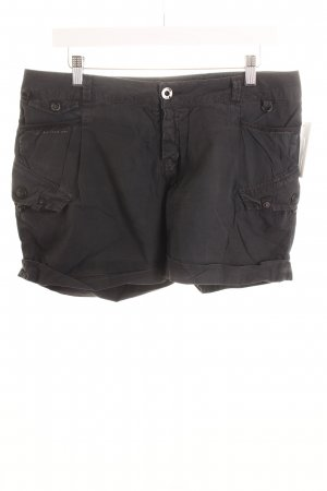 G-Star Shorts schwarz Casual-Look
