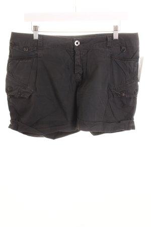 G-Star Shorts schwarz Casual-Look