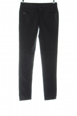 G-Star Skinny Jeans schwarz Business-Look