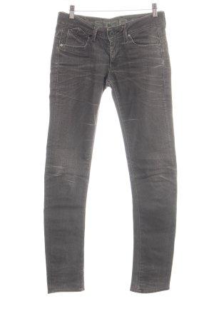 G-Star Skinny Jeans hellgrau Casual-Look