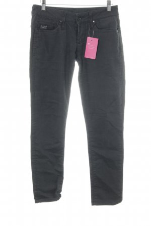 G-Star Skinny jeans antraciet casual uitstraling