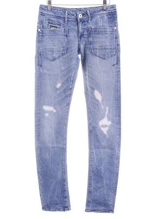 G-Star Skinny Jeans blassblau Casual-Look