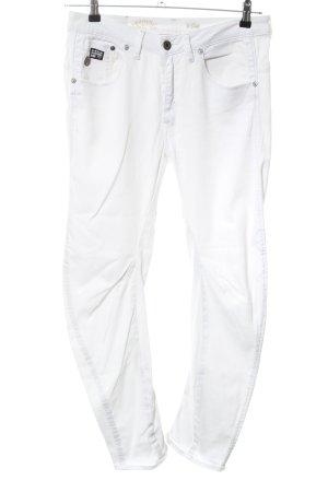 G-Star Skinny Jeans weiß Casual-Look