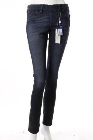 G-Star Skinny Jeans dunkelblau