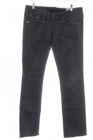 G-Star Skinny jeans donkerblauw-leigrijs casual uitstraling