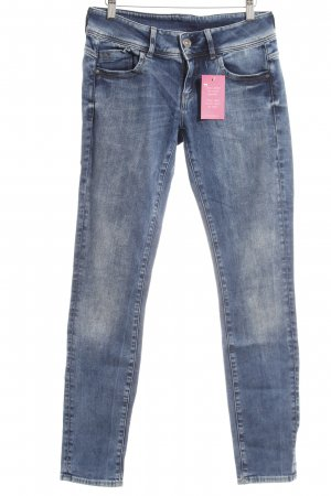 G-Star Skinny Jeans Farbverlauf Casual-Look