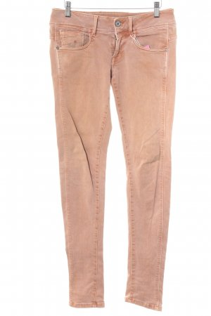 G-Star Skinny Jeans salmon washed look