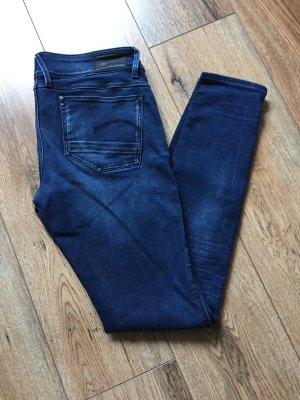 G-Star Skinny Jeans Lynn Zip