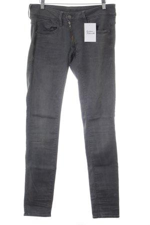 "G-Star Skinny Jeans ""Lynn Zip Mid Skinny"" grey"