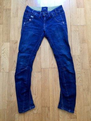 G-Star Skinny Jeans W25/30, tapered leg