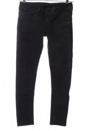 G-Star Slim Jeans schwarz Casual-Look