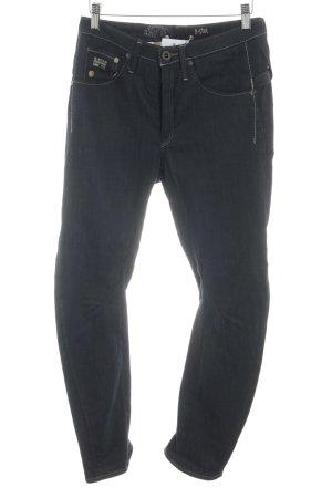 G-Star Slim Jeans dunkelblau Casual-Look