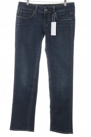 G-Star Slim Jeans dunkelblau Casual-Look