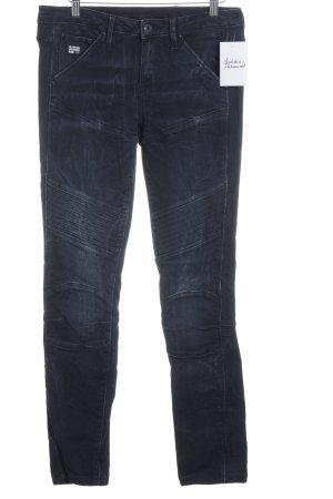 "G-Star Slim Jeans ""Mid Skinny"" dunkelblau"