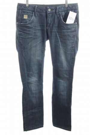 "G-Star Slim Jeans ""Raw 3301"" dunkelblau"