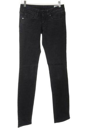 G-Star Slim Jeans schwarz-dunkelgrau Casual-Look