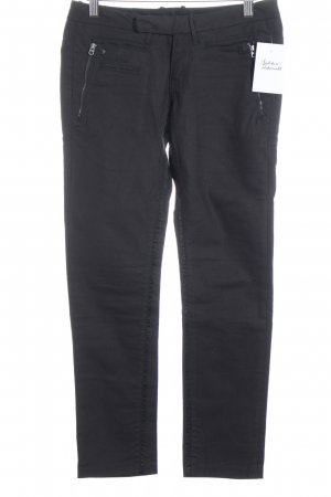 G-Star Slim Jeans schwarz Street-Fashion-Look