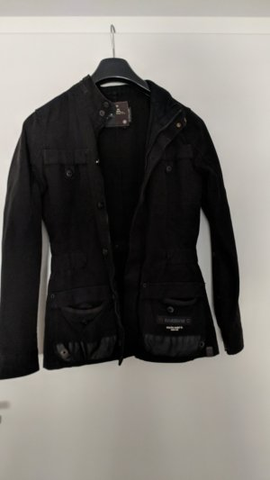 G-Star Military Jacket black-grey cotton