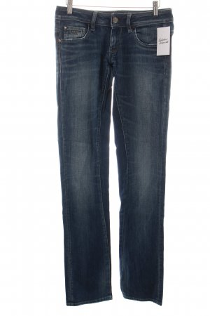 G-Star Straight-Leg Jeans blau Casual-Look
