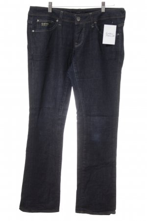 G-Star Straight-Leg Jeans dunkelblau Casual-Look