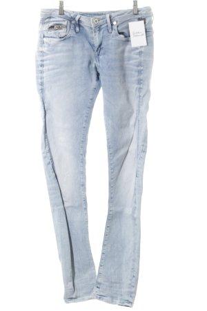 G-Star Straight-Leg Jeans hellblau schlichter Stil