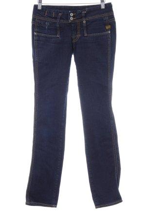 """G-Star Straight-Leg Jeans """"New Cube"""" dunkelblau"""