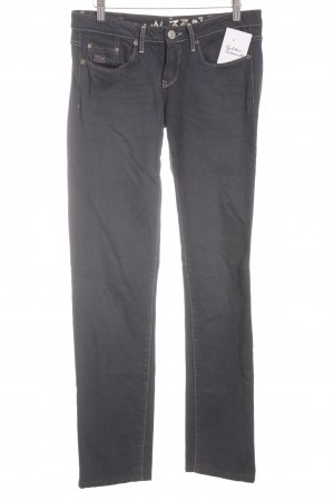 G-Star Straight-Leg Jeans petrol Street-Fashion-Look