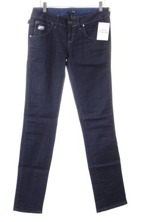 "G-Star Straight-Leg Jeans ""Spider Straight"" dunkelblau"