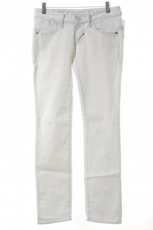 G-Star Straight-Leg Jeans wollweiß Casual-Look