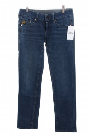 G-Star Stretch Jeans blau Casual-Look