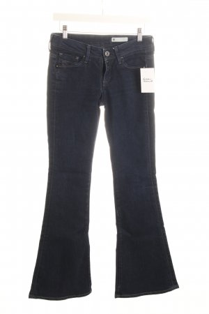 G-Star Stretch Jeans dunkelblau Casual-Look