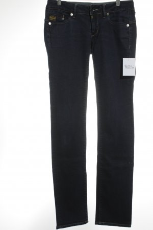 G-Star Stretch Jeans dark blue simple style