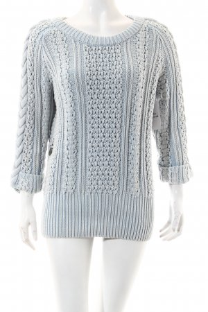 G-Star Strickpullover himmelblau Casual-Look