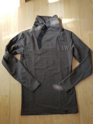 G-Star Sweatshirt mit Stehkragen