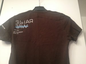 G-Star T-Shirt in braun