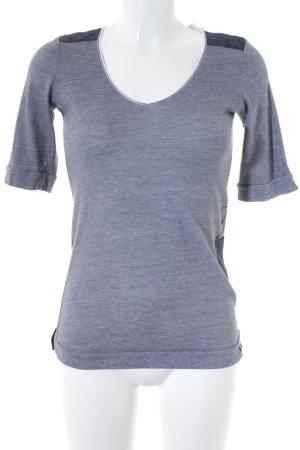 G-Star T-Shirt Schriftzug gedruckt Casual-Look