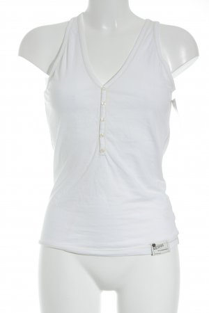 G-Star Tanktop creme Casual-Look