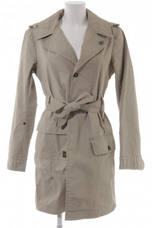 G-Star Trenchcoat camel Casual-Look