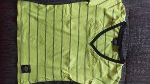 G-Star Tshirt in gelb-schwarz