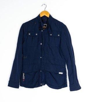 G-Star Raincoat dark blue