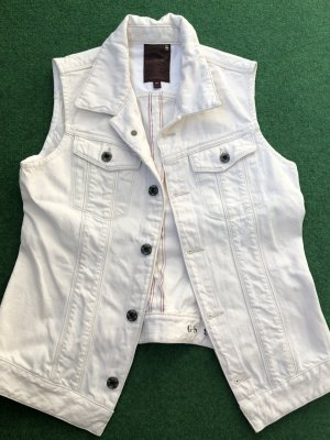 Gstar Denim Vest white