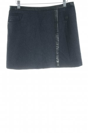 G-Star Wraparound Skirt black-dark blue business style