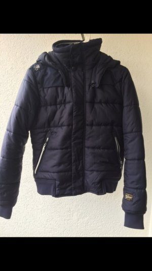 G-Star Winterjacke in blau