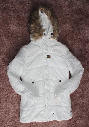 G-Star Wintermantel in weiß