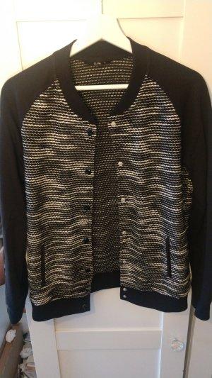 Gerry Weber College Jacket white-black