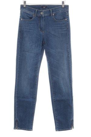 G.W. High Waist Jeans blau Casual-Look