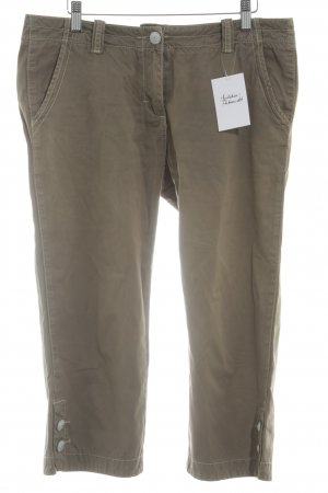 Gaastra 3/4 Length Trousers green grey casual look